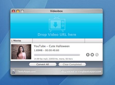 VideoBox 4.0.8 (Mac OS X)