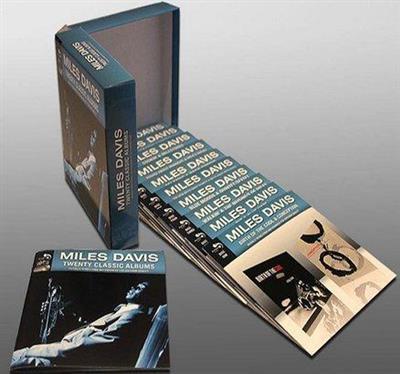 Miles Davis - Twenty Classic Albums [10 Albums] (1949-1958)