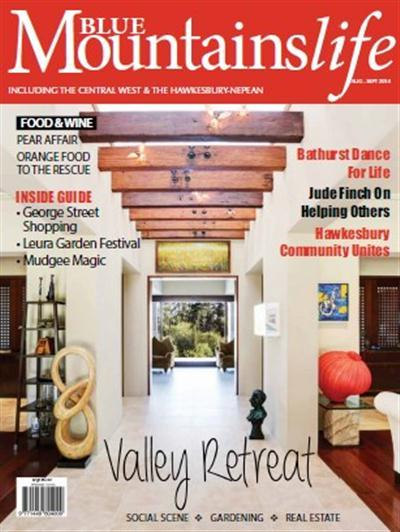Blue Mountains Life - August - September 2014 (True PDF)