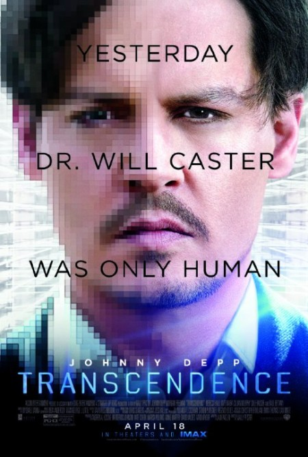 Transcendence 2014 BRRip 1080p AC3 x264 Temporal