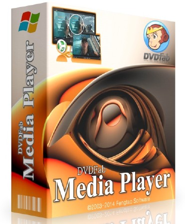 DVDFab Media Player Pro 2.5.0.3 ML/RUS