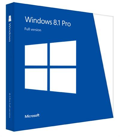 Windows 8.1 Pro x64 - iso