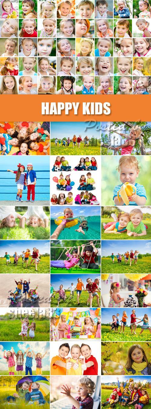 Stock Photo - Happy Kids 3