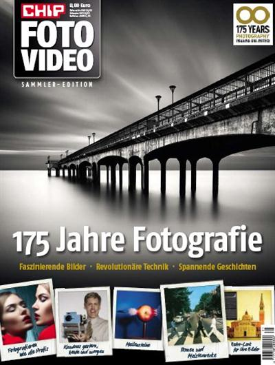 Chip Foto und Video Magazin Sammleredition 175 Jahre Fotografie September 2014 (True PDF)