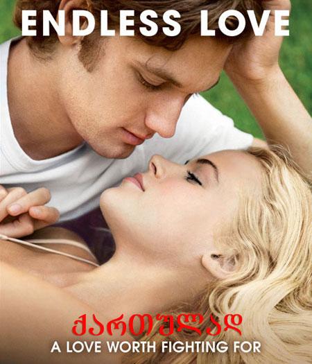 უსაზღვრო სიყვარული / Endless Love (ქართულად) (2014/GEO/HDRip) ONLINE