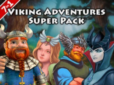 Viking Adventures Super Pack [FINAL] 2014 (PC) Foxy Games
