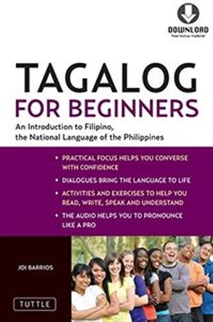 Tagalog for Beginners An Introduction to Filipino, the National Language of the Philippines