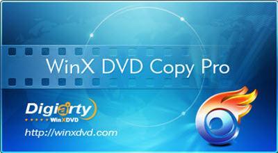 WinX DVD Copy Pro 3.6.4