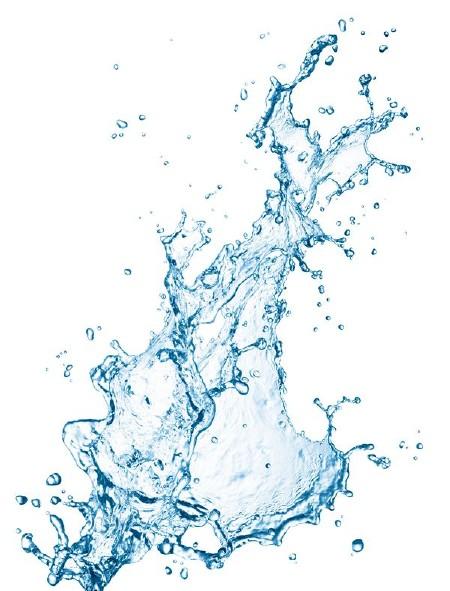 Вода, жидкость, всплеск воды (изображения)