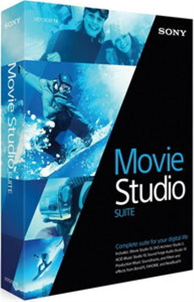 Sony Movie Studio Suite 13.0 Build 942/943 Multilingual (x86/x64)