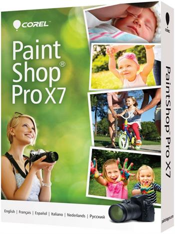 Corel PaintShop Pro X7 v17.1.0.72 SP1 Multilingual+Keygen (19/7)