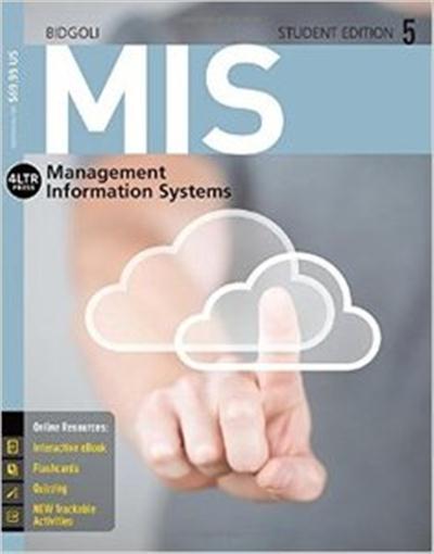 MIS 5, 5 edition