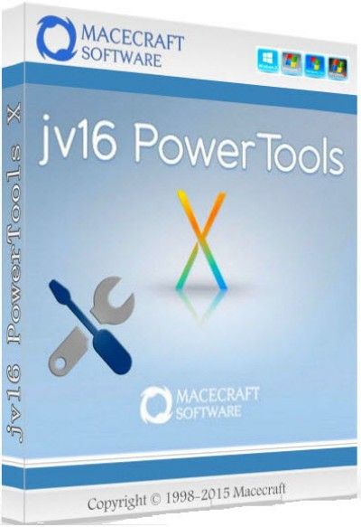 jv16 PowerTools X v4.0.0.1477 + Crack
