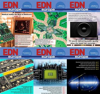 EDN EUROPE 2014 Full Year Collection