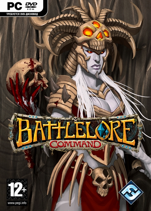 "BattleLore: Command (2014/ENG) ""CODEX"""