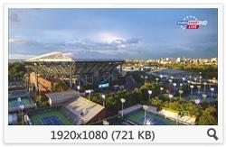 ������. US Open 2015. �����. ����� �������� (������, 1) � ������ ������� (���������, 2) [13.09] (2015) HDTV 1080i