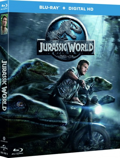 Jurassic World 2015 1080p BRRip x264-YIFY