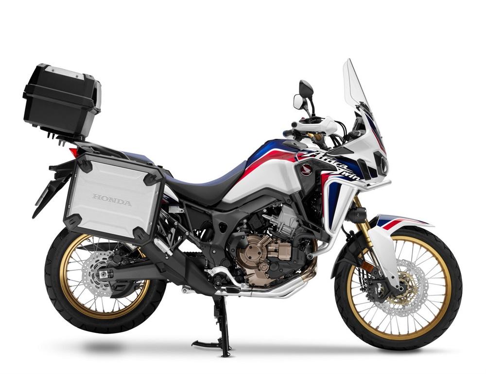 Вторая премьера  Honda CRF1000L Africa Twin 2016