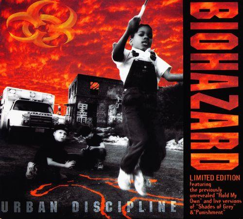 Biohazard - Urban Discipline (1992) (FLAC) (1998 Remaster)