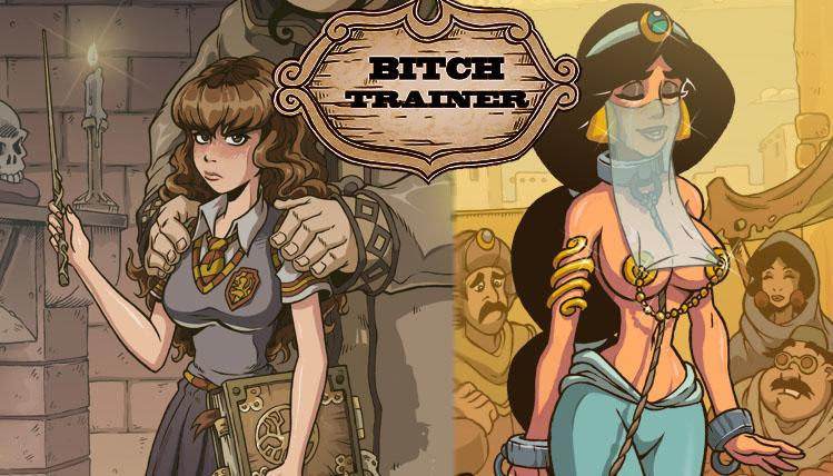 TrainerFan - Bitch trainer (Witch trainer+Princess trainer) + Silver edition BETA eng game UPDATE 22 12 2015