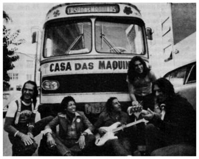 Casa Das MГЎquinas - Lar Das Maravilhas (1975)