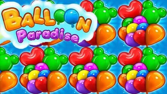 Balloon Paradise v2.1.4 [Mod Money/Rus/Android]