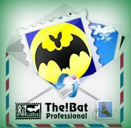 The Bat! Professional 7.4.4 Final RePack (& Portable) by KpoJIuK