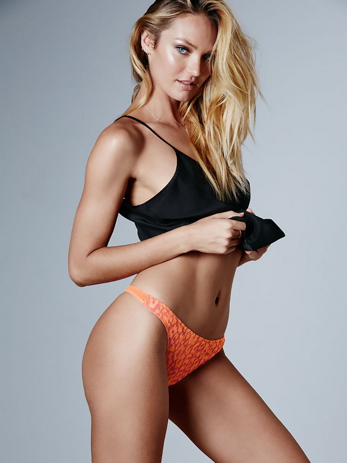 Candice Swanepoel - Victoria's Secret Photoshoot 2016