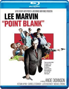 В упор / Point Blank (1967) BDRip 720p