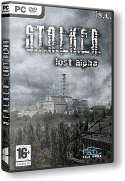 S.T.A.L.K.E.R.: - Lost Alpha (2014) PC | RePack by SeregA-Lus