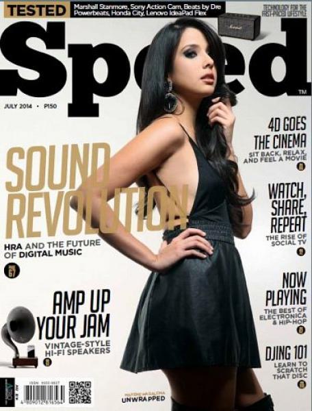 Speed Philippines – July 2014