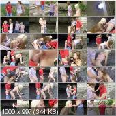 MyTeenVideo - Sheila, Vally - Russian Teens Hard Doggy Fucked In A Deserted Building [HD 720p]