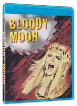 Кровавая луна / Die Säge des Todes / Bloody moon (1981) BDRip 720p