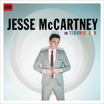 Jesse McCartney - In Technicolor (2014)