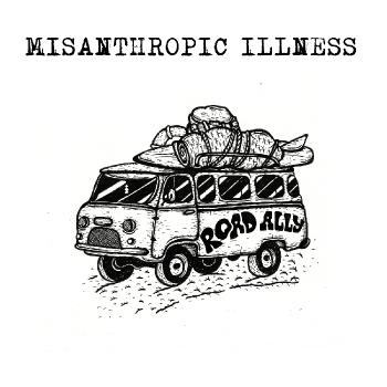 Misanthropic Illness - Road Ally [EP] (2014)