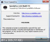 SpeedyFox 2.0.8.73 Portable