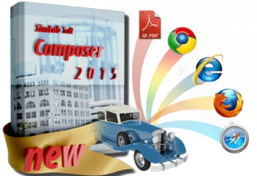SimLab Composer 2015 (Win32/64)
