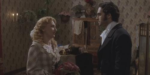 Дама с камелиями / La signora delle camelie (Лодовико Гаспарини) [2005 г., Драма, Мелодрама, DVDRip] DVO (RUS) + Original (ITA)