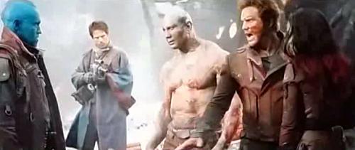 Стражи Галактики / Guardians of the Galaxy (Джеймс Ганн) [2014 г., фантастика, боевик, приключения, CAMRip] Dub
