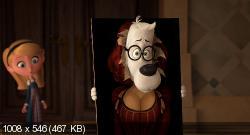 Приключения мистера Пибоди и Шермана (2014) BDRip-AVC от HELLYWOOD {Лицензия}