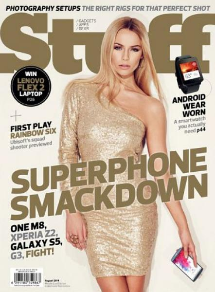 Stuff Middle East – August 2014