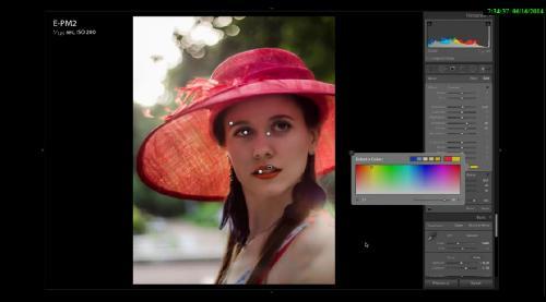 Курс Lightroom для фотографа. Мастер-класс от школы Profile.