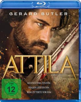 Аттила-завоеватель / Attila (2001) BDRip 1080p
