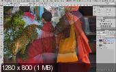 Photoshop Маски. Практика применения (2014) Мастер-класс