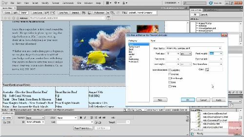 Видеокурс - Дизайн фотошоп в коде для сайта