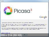 Picasa 3.9.138 Build 151