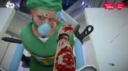 Surgeon Simulator: Anniversary Edition (2014/RUS/ENG/MULTi13)