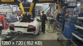 Мегазаводы: Ламборгини Murcielago SV / Megafactories: Lamborghini Murcielago SV (2009) HDTVRip 720p