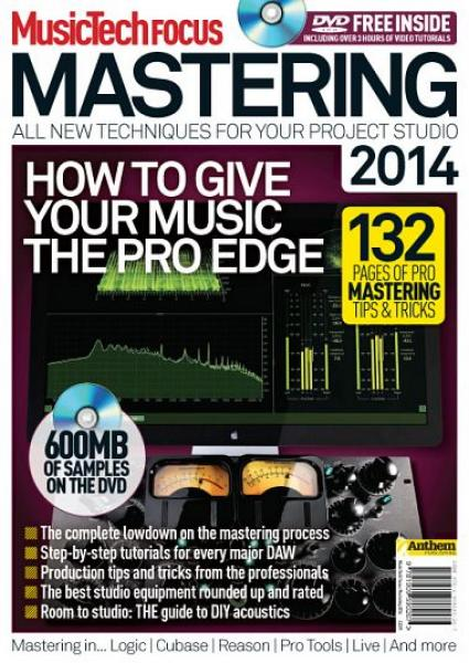 Music Tech Focus – Mastering 2014