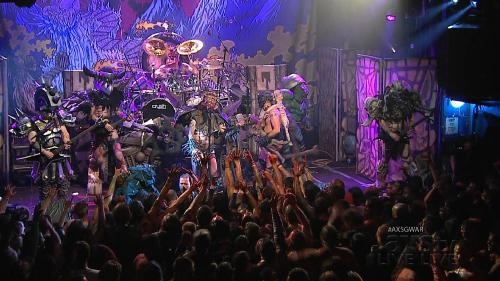 Gwar - Fate or Chaos Tour (2013) HDTV 1080